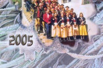 Calendrier 2005