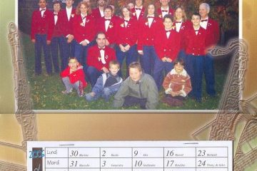 Calendrier 2006