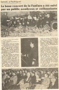 Concert 1986