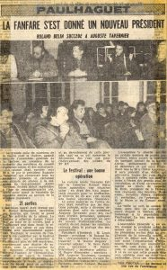 Assemblée générale 1980