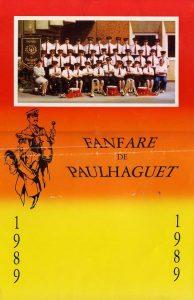 Calendrier 1989
