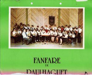 Calendrier 1991