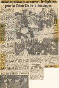 Sainte Cécile 1980